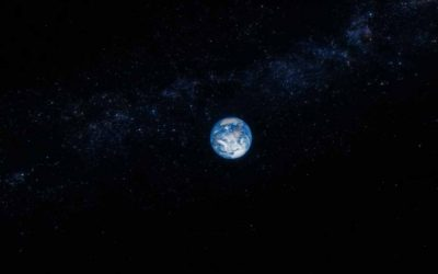 """The Pale Blue Dot: """"Where We Make Our Stand"""""""