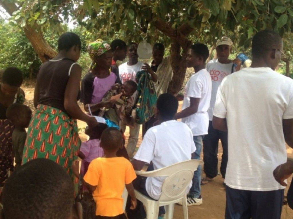 Child Legacy mobile clinics. See more photos like this on their Facebook: https://www.facebook.com/childlegacyinternational/