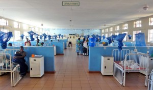 St Gabriel's Missionary Hospital in Namitete